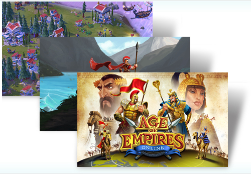 Download: Age of Empires Online Theme for Windows 7