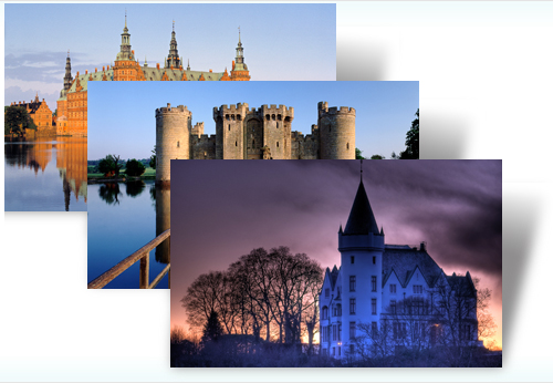 Download: Castles of Europe theme for Windows 7