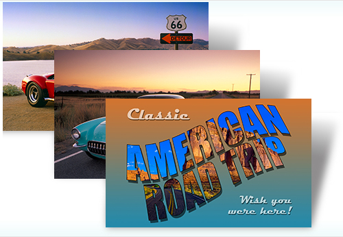 Download: Classic American Road Trip Theme for Windows 7