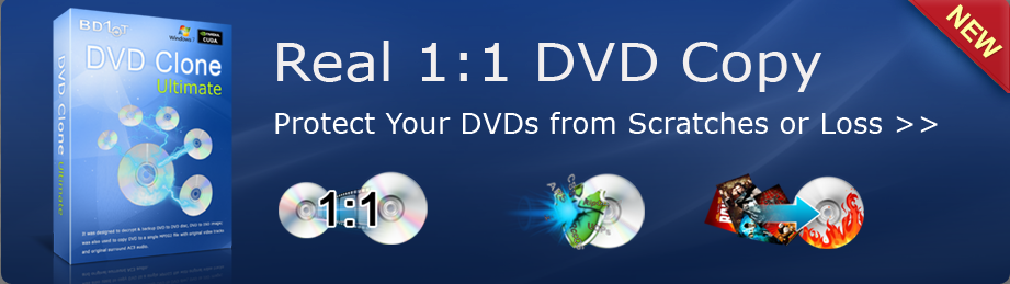 Giveaway: 10 Licenses for our readers for free of BDlot DVD Clone Ultimate