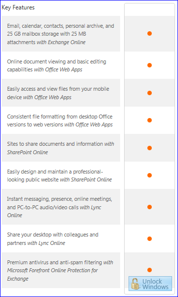 Office 365 pricing revealed by Microsoft