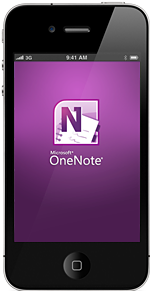 Microsoft OneNote App for iPhone available in AppStore