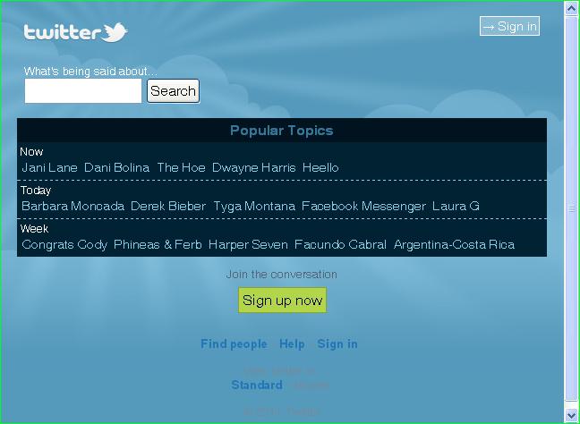 how to download twitter app