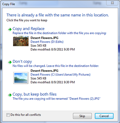 Rename files using the FileSystemObject