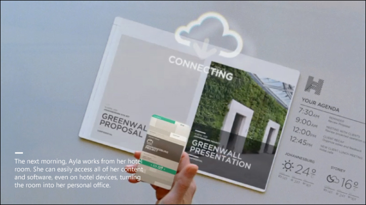 Microsoft Productivity Future Vision (2011)