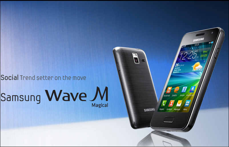 Samsung Social Powerhouse Wave M is here