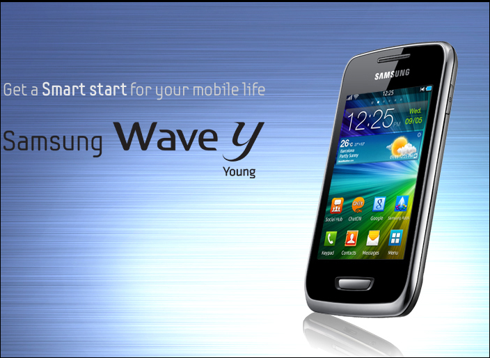 Samsung smart start Wave Y is here