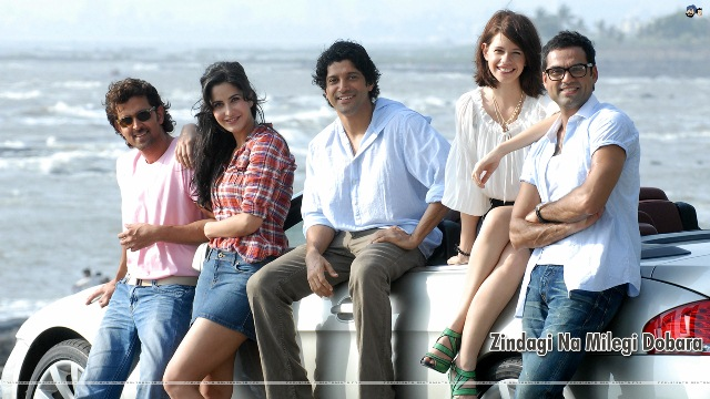 Download Zindagi Na Milegi Dobara themepack