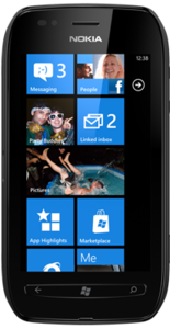 Nokia Lumia 710 at an unbeatable price of 15490 INR in India