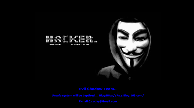 Microsoft Store India site hacked