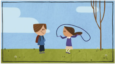 Google Celebrating Valentine's day with nice Google Doodle
