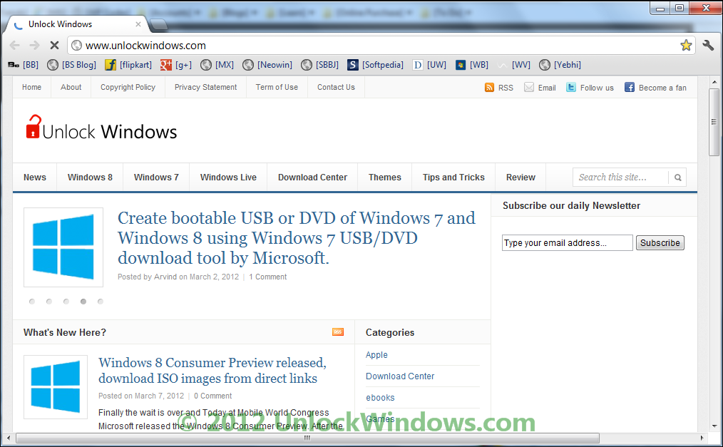download chrome windows 7