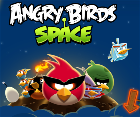 Angry Birds Space download available for Android, iPad, Mac & PC