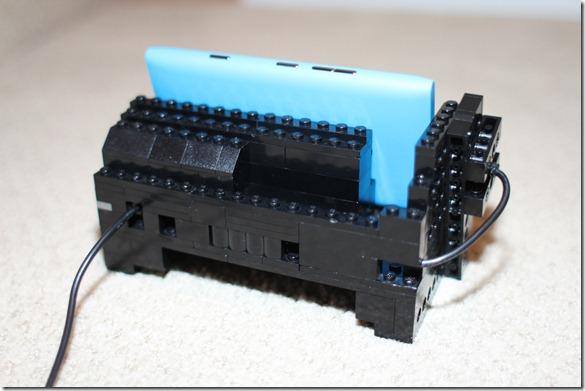 Nokia Lumia 900 Lego Dock
