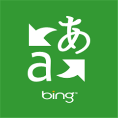Windows Phone app Translator