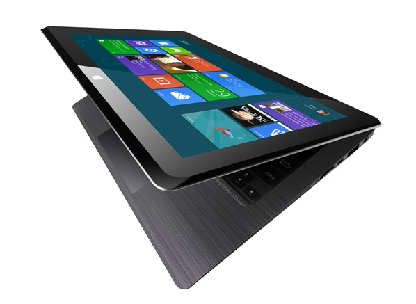 Asus Taichi – Windows 8 Dual Display Device revealed at Computex 2012