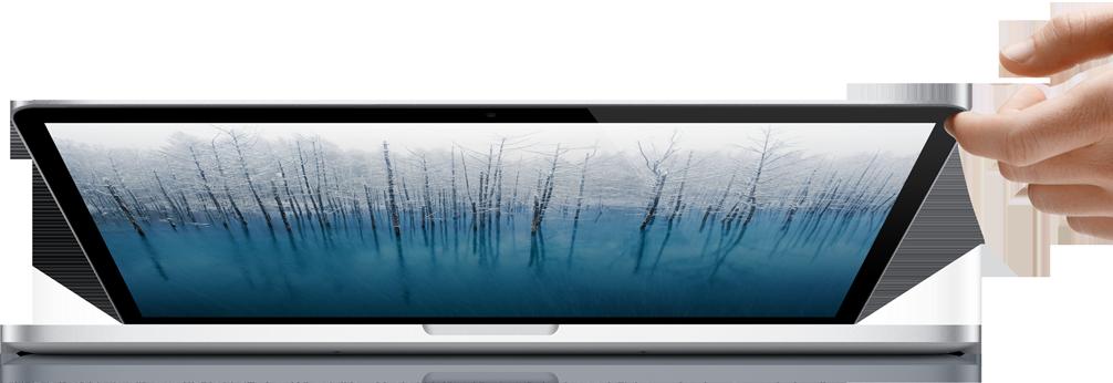 MacBook Pro with Retina Display Power Machine
