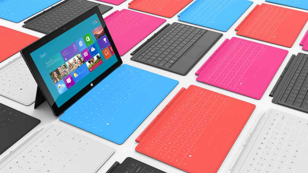Surface with Windows 8 Pro pricing revealed