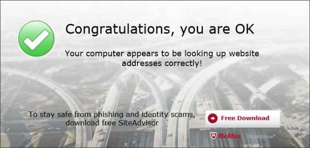 DNS Changer Trojan