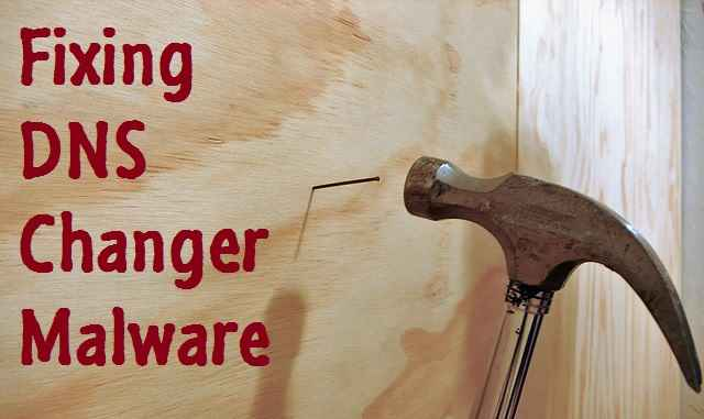 DNSChanger Malware Fix Procedure