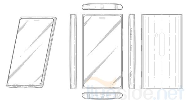 Nokia Phi Design