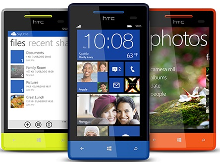 HTC 8S Specification