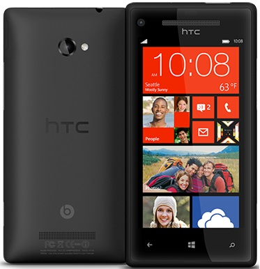 HTC 8X Specification