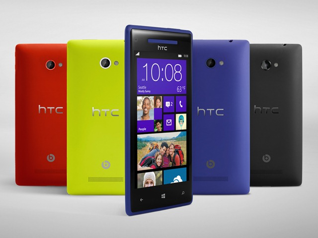HTC Windows Phone 8X and 8S