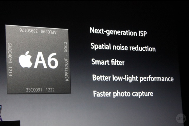 iPhone 5 released