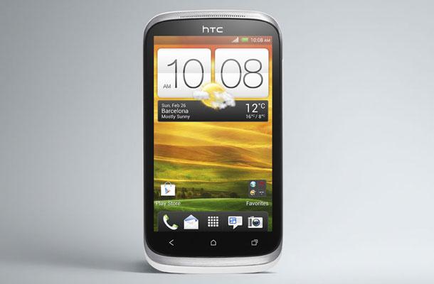 HTC Desire X in India