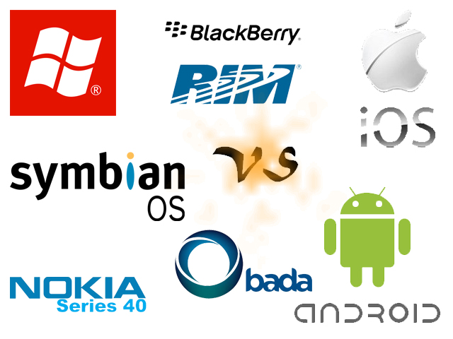 Top 7 hot mobile operating systems for 2013