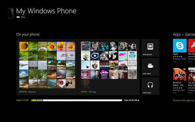 Windows Phone Tool
