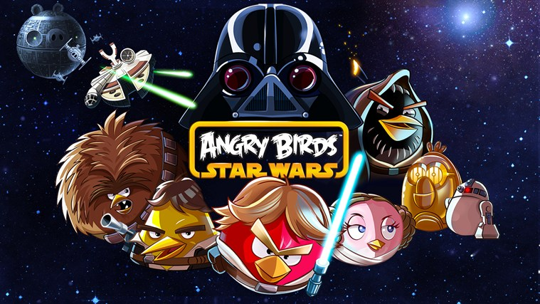 Angry Birds Star Wars for Windows 8 released