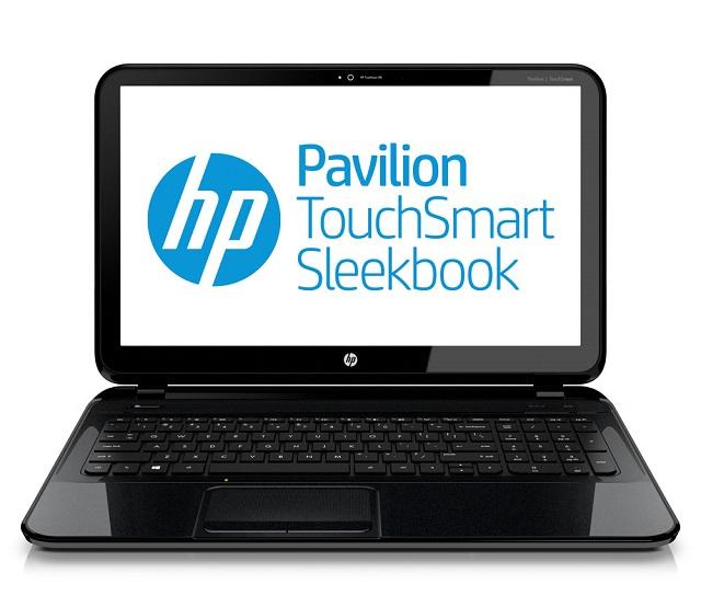 HP Pavilion TouchSmart Sleekbook