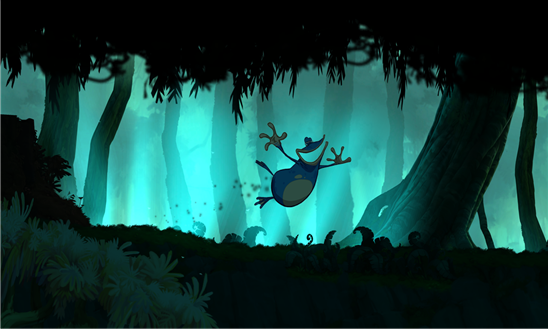 Rayman Jungle Run 4