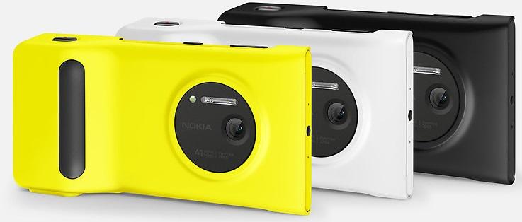 Nokia launches Nokia Camera Grip for Lumia 1020
