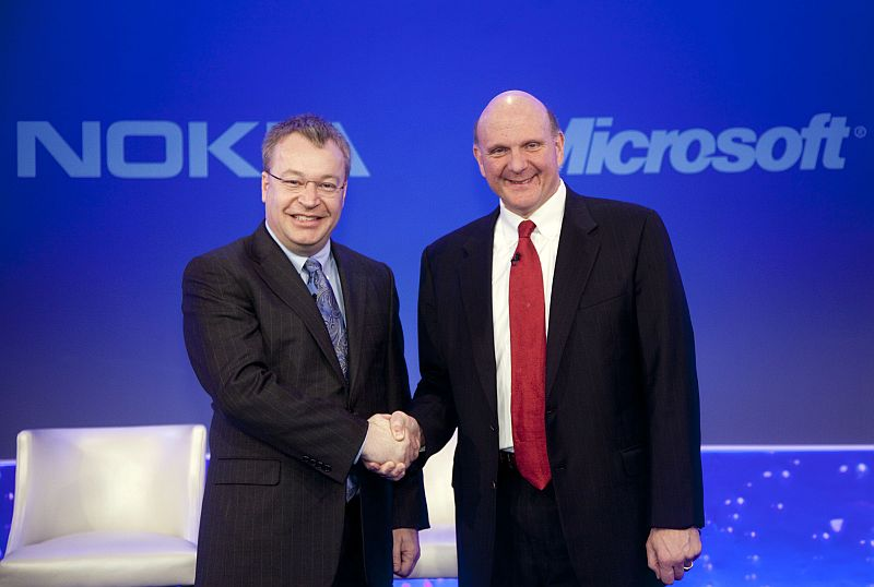 Microsoft is going to acquire Nokia's devices & services business, license Nokia's patents and mapping services