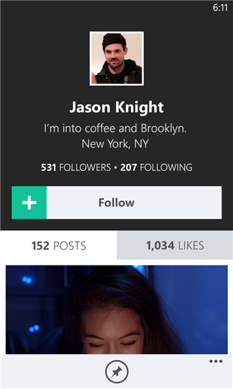Vine for Windows Phone 8 now available
