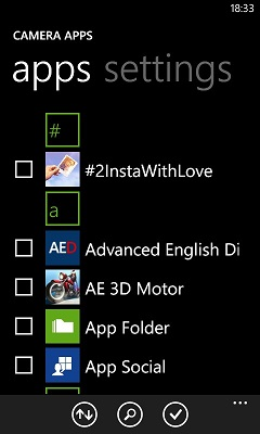 App Folder for Windows Phone (2)