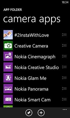 App Folder for Windows Phone (3)