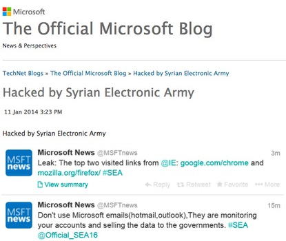 Microsoft-blog-hacked-by-sea