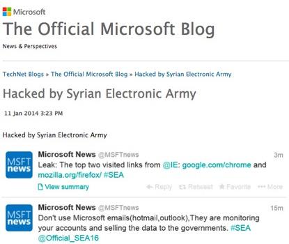 Microsoft-blog-hacked-by-sea