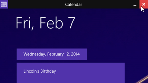 Windows 8.1 Update 1 for Mouse Control