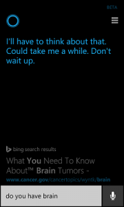 Questions to ask Cortana