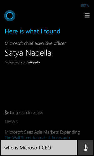 Questions to ask Cortana (14)