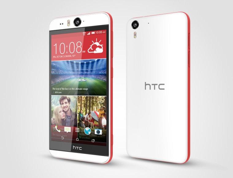 HTC Desire Eye Red -1