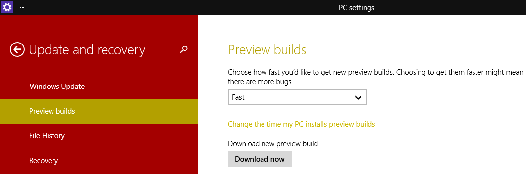 Windows 10 Build 9879 released, ISO links for Windows 10 Enterprise Build 9879 (32-bit & 64-bit) are available