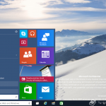 Windows 10 Build 9901