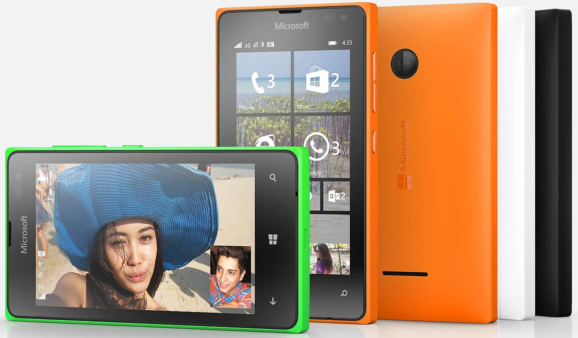 Most affordable Windows Phones namely Lumia 535 and Lumia 435 launches under brand name of Microsoft