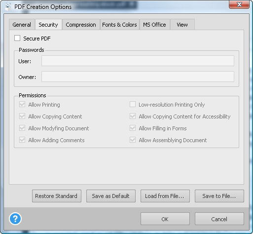 Able2Extract 9 Create PDF